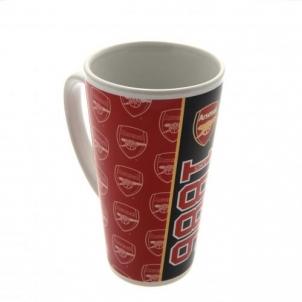 Arsenal F.C. Latte kavos puodelis (1886)