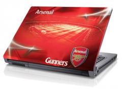 Arsenal F.C. nešiojamojo kompiuterio lipdukas