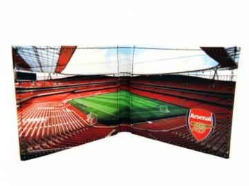 Arsenal F.C. panoraminė piniginė