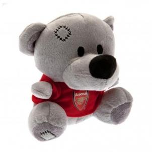 Arsenal F.C. pliušinis meškiukas (Pilkas)