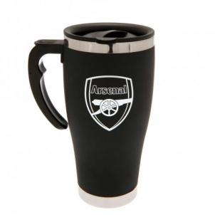 Arsenal F.C. prabangus kelioninis puodelis