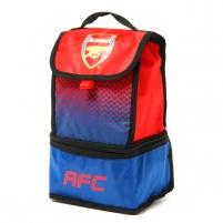 Arsenal F.C. priešpiečių krepšys (Raudonas/Mėlynas)