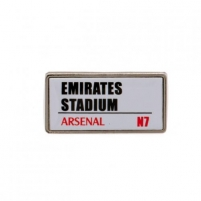 Arsenal F.C. prisegamas ženklelis (Emirates Stadium)