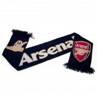 Arsenal F.C. šalikas (Tamsiai mėlynas) Sirgalių atributika