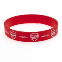 Arsenal F.C. silikoninė apyrankė Sirgalių atributika