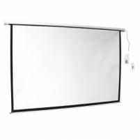ART Elektrinis projektoriaus ekranas EM-120 6:9 120 265x150cm matinis baltas Projectors