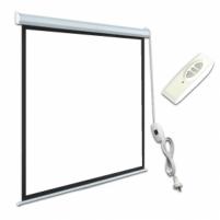 ART Elektrinis projektoriaus ekranas EM-150 4:3 150 305x229cm matinis baltas Projektoriai