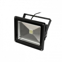 ART Lauko šviestuvas LED 30W,IP65, AC80-265V,black, 3000K- šilta balta šviesa Specialios paskirties šviestuvai