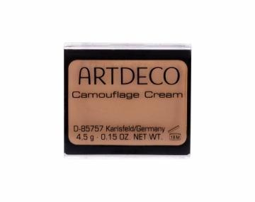 Artdeco Kamufliažinis kremas  6 kosmetikos 4,5g Pudra veidui