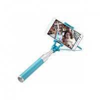 Asmenukių lazda Huawei Selfie Stick AF11 Aluminum alloy/stainless steel, Blue, 162 g, 80 cm