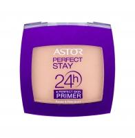 Astor 24 valandas išliekanti veido pudra, kosmetikos 7g 102 Golden Bridge Pudra veidui