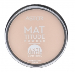 Astor Anti Shine Mattitude Powder 14g Nr.1 Pudra veidui
