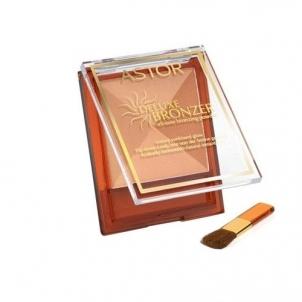 Astor prabangi bronzinė pudra, kosmetikos 7g Nr.2 Pudra veidui
