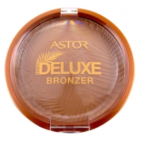 Astor Deluxe Bronzer Powder Cosmetic 17,1g 001 Sunkissed Tan Powder for the face