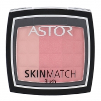 Astor Skin Match Blush Cosmetic 8,25g 002 Peachy Coral Skaistalai veidui