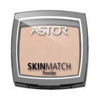 Astor Skin Match Powder Cosmetic 7g 100 Ivory Powder for the face