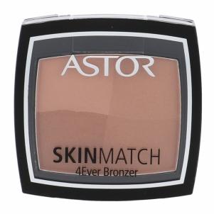 Astor veido pudra 4Ever Bronzer Cosmetic 7,65g 001 šviesi Pudra veidui