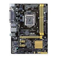 Asus, H81, DualDDR3-1600, SATA3, mATX Pagrindinės plokštės