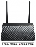 Asus DSL-N14U Wireless-N300 ADSL2+ Modem Router, Annex A & B