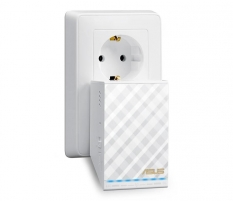 Asus RP-AC52 Dual band Wireless AC750 LAN wall-plug Range Extender