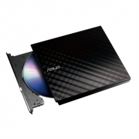Asus SDRW-08D2S-U LITE, Black / 8x DVD, 24x CD / 1 MB / USB2.0