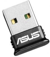 Asus USB Mini Bluetooth 4.0 Dongle, black, compatible with BT 2.0/2.1/3.0 Nešiojamų kompiuterių priedai