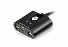 ATEN US224-AT 2-Port USB Peripheral Sharing Device