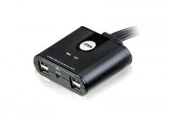 ATEN US424-AT 4-Port USB Peripheral Sharing Device