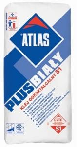Klijai plytelėms keramikinėms ATLAS PLUS balti, 25 kg,(2-10 mm) Plytelių klijai