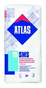 Atlas SMS 15,25 kg, išsilyginantis grindų mišinys Kompensācijas maisījumi