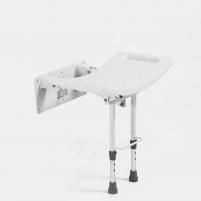 Atlenkiama dušo kėdutė