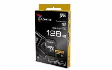 Atminties kortelė Adata microSDXC 128GB Class 10 read/write 275/155MBps