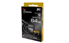 Atminties kortelė Adata microSDXC 64GB Class 10 read/write 275/155MBps