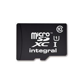Atminties kortelė Integral Ultima Pro micro SDXC Card 16GB UHS-1 90 MB/s transfer (no Adapter)
