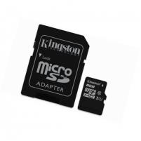 Atminties kortelė Kingston Industrial Temperature UHS-I U1 8 GB, MicroSDHC, Flash memory class 10, SD Adapter