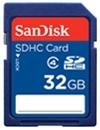 Atminties kortelė SanDisk SDHC 32GB