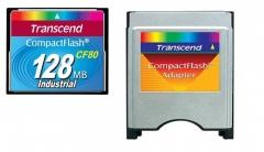 Atminties kortelė Transcend 128MB PCMCIA Type II ATA