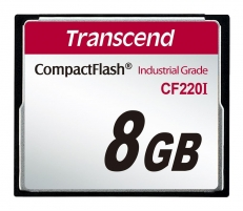 Atminties kortelė Transcend Industrial CF220I 8GB (UDMA5)