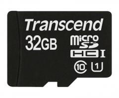 Atminties kortelė Transcend microSDHC 32GB UHS1 600x