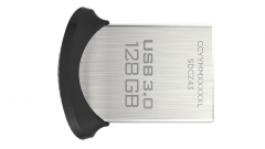 Atmintinė Atmintukas SanDisk Ultra Fit 128GB USB3.0, 128-bit AES, Up to 130MBs