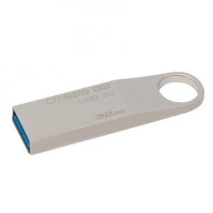 Atmintinė Kingston DataTraveler SE9 G2 32 GB, USB 3.0, Metal