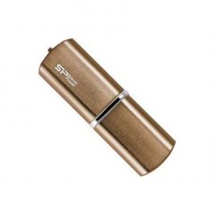 Atmintinė SILICON POWER 16GB, USB 2.0 FLASH DRIVE LUXMINI 720, BRONZE Flash atmintinės