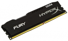 Atmintis Kingston HyperX FURY 8GB 2133MHz DDR4 CL14 DIMM, black