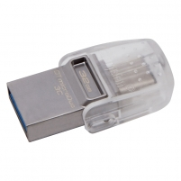 Atmintukas 32GB DT microDuo 3C/USB 3.0/3.1+Type-C Flash Drive
