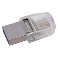 Atmintukas 64GB DT microDuo 3C/USB3.0/3.1+Type-C Flash Drive