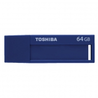 Atmintukas 64GB USB 3.0 U302 Blue