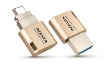 Atmintukas Adata DashDrive™ Series UC350, 64GB, USB 3.0, Gold