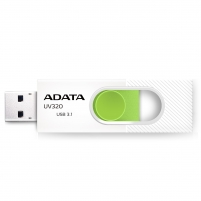 Atmintukas ADATA UV320 64GB USB3.1 White