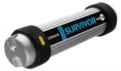 Atmintukas Corsair Survivor 128GB USB 3.0, atsparus smūgiam ir vandeniui