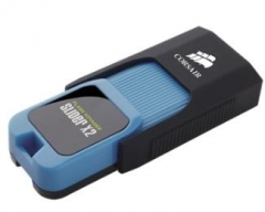 Atmintukas Corsair Voyager Slider X2 128GB USB 3.0, Sparta 200/90MBs